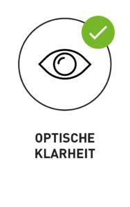 optische Klarheit